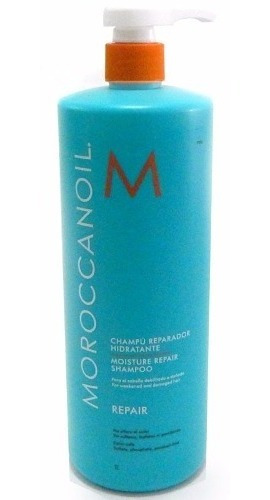 moroccanoil shampoo x 1000 repair pelo cabello aceite argan