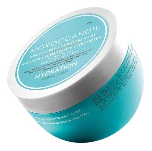 moroccanoil - weightless hydrating mask