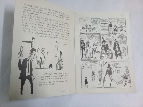 moron suburbio historietas del oeste contemporaneo