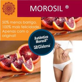 Morosil 500mg Pote 120 Cápsulas + Brinde -  Autentico