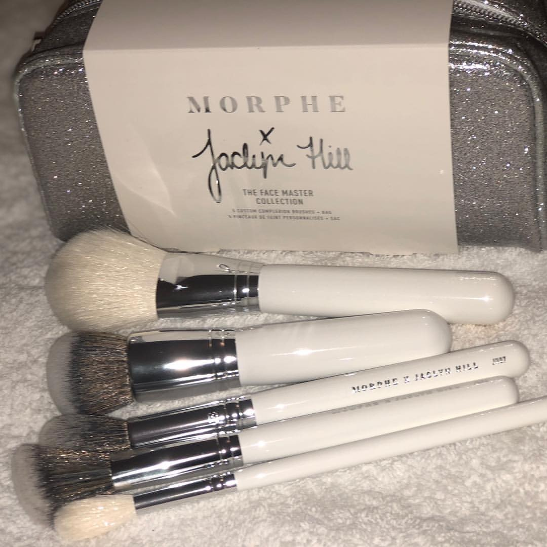 a7bc5312774 morphe x jaclyn hill the complexion master collection 100%. Cargando zoom.