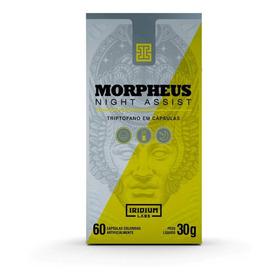 Morpheus Night Assist Iridium Labs 60 Caps Melhora Sono