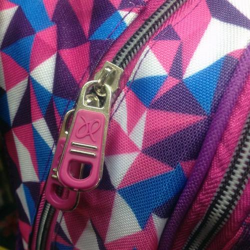 morral bolso delta escolar portalaptop para dama niña