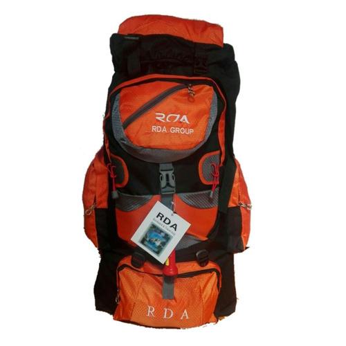 morral camping rda 70/90 litr viajes mochileros envio gratis