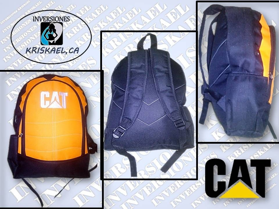 220cbdad7fc1 morral Cat Grande 12 Colores Mayor Y Detal    - Bs. 27.217