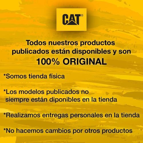 morral cat laptop 15.6 - medidas 32x45x18 cm - 80013-197