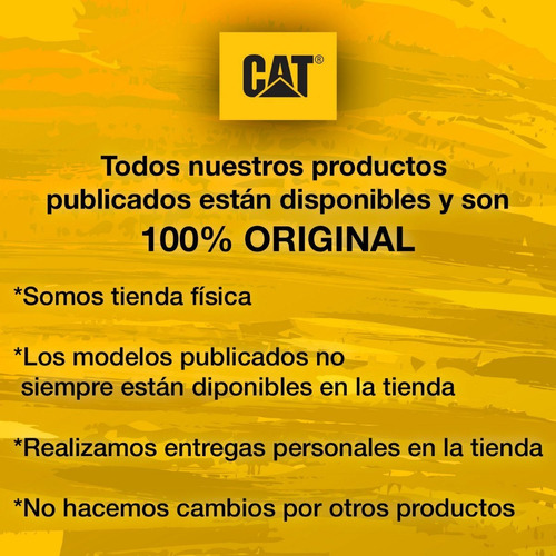 morral cat laptop 15.6 - medidas 33x48x20 cm - 83142-204
