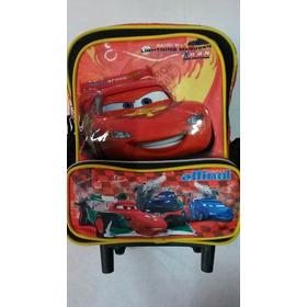 Morral De Ruedas Cars