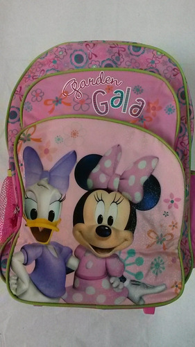 morral de ruedas minnie
