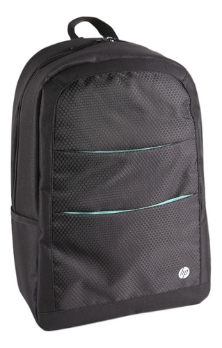 morral hp ultralight 15.6  negro / menta 5ax11la