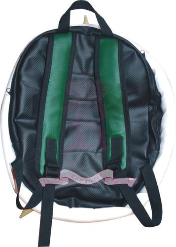 morral koopa bowser mario bros maleta caparazón tortuga puas