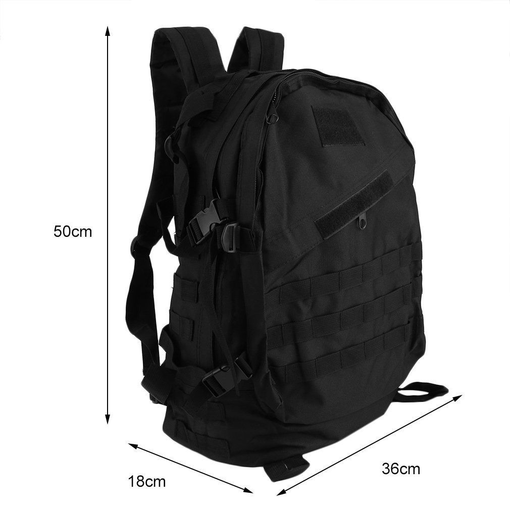 43a59e432 morral maleta militar campaña asalto 40 lt camping negro. Cargando zoom.