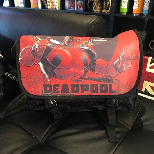 morral manos libres de  deadpool