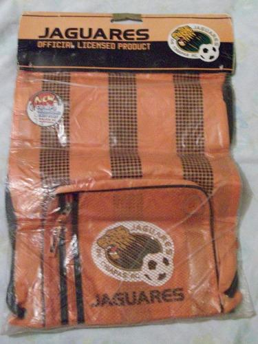 morral - mochila oficial de los jaguares de chiapas