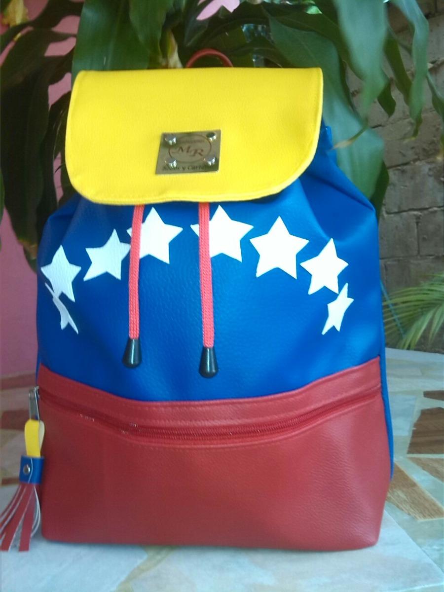 Para Venezuela Tricolor Morral Damas O Bolsos QCWdeBrxoE