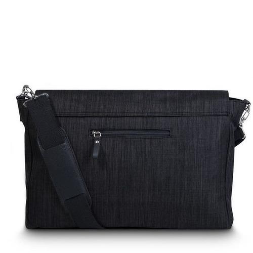 morral premium para notebook negro