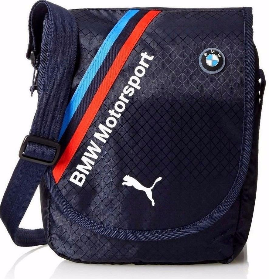 1391991b2 Morral Puma Bmw Portable Bag Bmw Motorsport Importados - $ 800,00 en ...