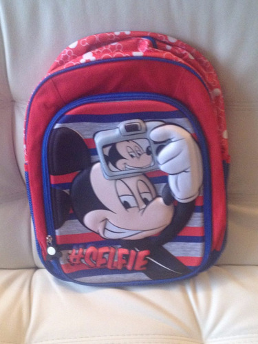 morral relieve mickey mouse