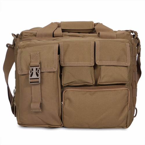 morral táctico eagle claw tac briefcase