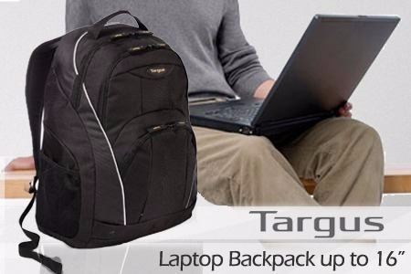 morral targus para portatil 16  tsb194us negro backpack