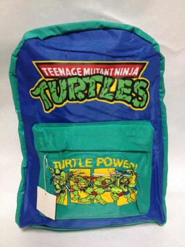 morral tortugas ninja