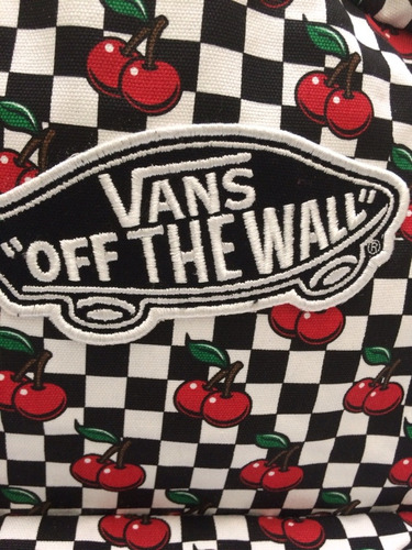morral vans  off the wall  100% original.