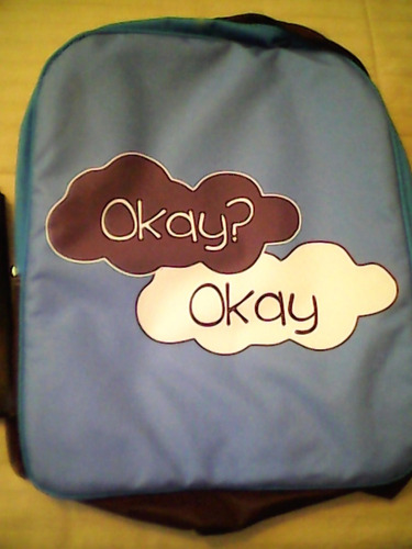 morral/bolso escolar remato