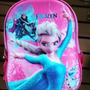Bolso En 3d De Frozen, Princesas,barbie Originales