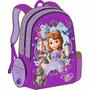 Morral Bolso Princesita Sofia 3d Escolar Disney Original