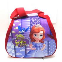 Lonchera Princesa Sofia P/llevar Comida Escolar / Térmica