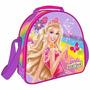 Lonchera Bolso Término Escolar Barbie Disney Original