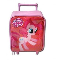 Maleta Escolar Con Ruedas Pequeña Guarderia My Little Pony