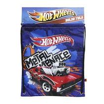 Bolso Tula Morral Hot Wheels Many A La Obra,capi Cars Ben 10