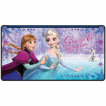 Cartuchera Frozen Elsa Y Ana Escolar Disney Original