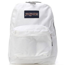 Morral Jansport T501 Superbreak Mochila Blanco