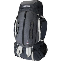 Morral Jansport Klamath 55r Mochila Gris / Forge Grey, O /