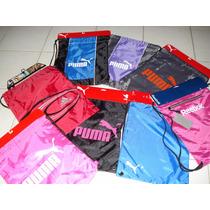 Bolsos Puma Originales Tula Para El Gym