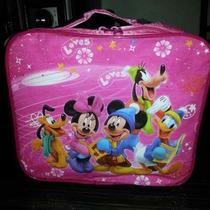 Lonchera Princesa, Mickey Mouse, Ben10, Spiderman Bob Esponj