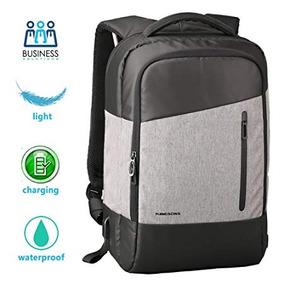 140908af3a50 Laptop Backpack, Business Anti Theft Travel Computer Bag Wit