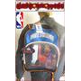 Morral Maletin Nba New York Knicks Basketball Jordan Nike
