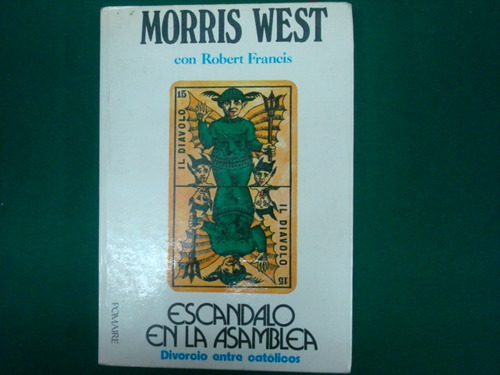 morris l. west y robert francis, divorcio entre católicos