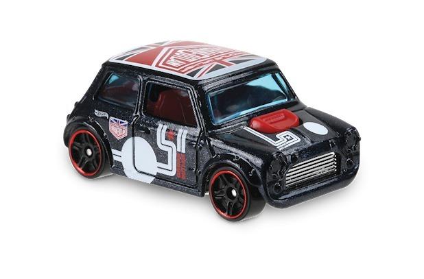 Morris Mini Cooper Magnus Walker Edition Hot Wheels 11000 En