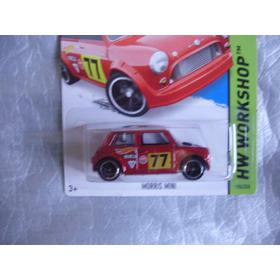 Morris Mini Hot Wheels .
