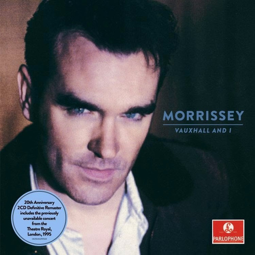 morrissey - vauxhall and i cds 2 nuevos sellados imperdibles