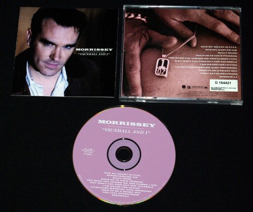 morrissey. vauxhall and i. made in usa