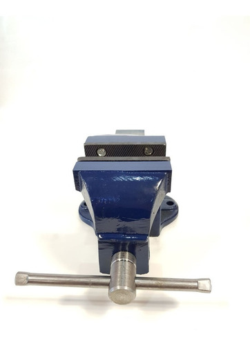 morsa de banco casagrande n2  + escuadras magnéticas 22kg.