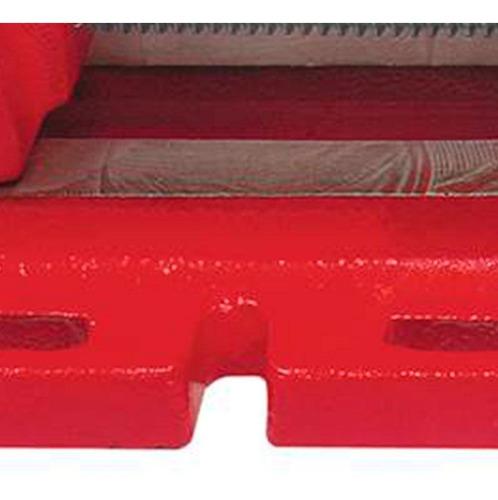 morsa para furadeira de bancada 64mm fundida ms113 metalsul