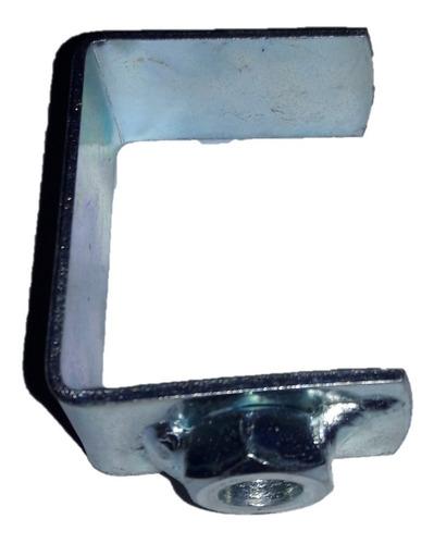 morsa tipo c adaptador para no dañar la estructura jk4 m410
