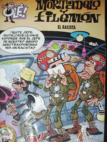 mortadelo y filemon - el racista -f. ibañes