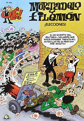 mortadelo y filemon nº 203 (span. envío gratis 25 días